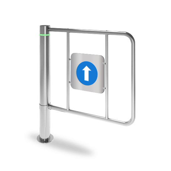 K-15 electromechanical swing gate